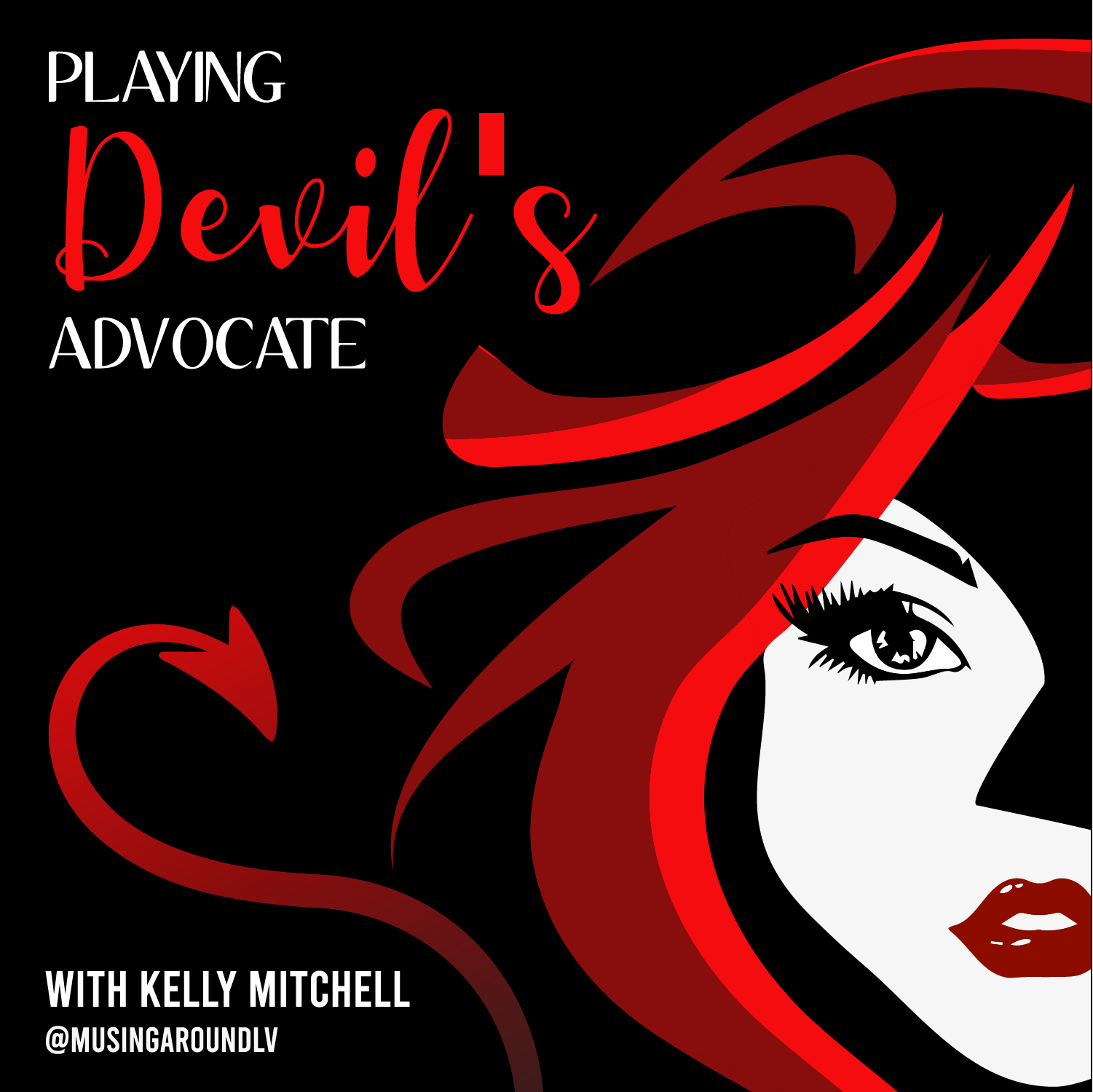 Playing Devils Advocate with Kelly Mitchell