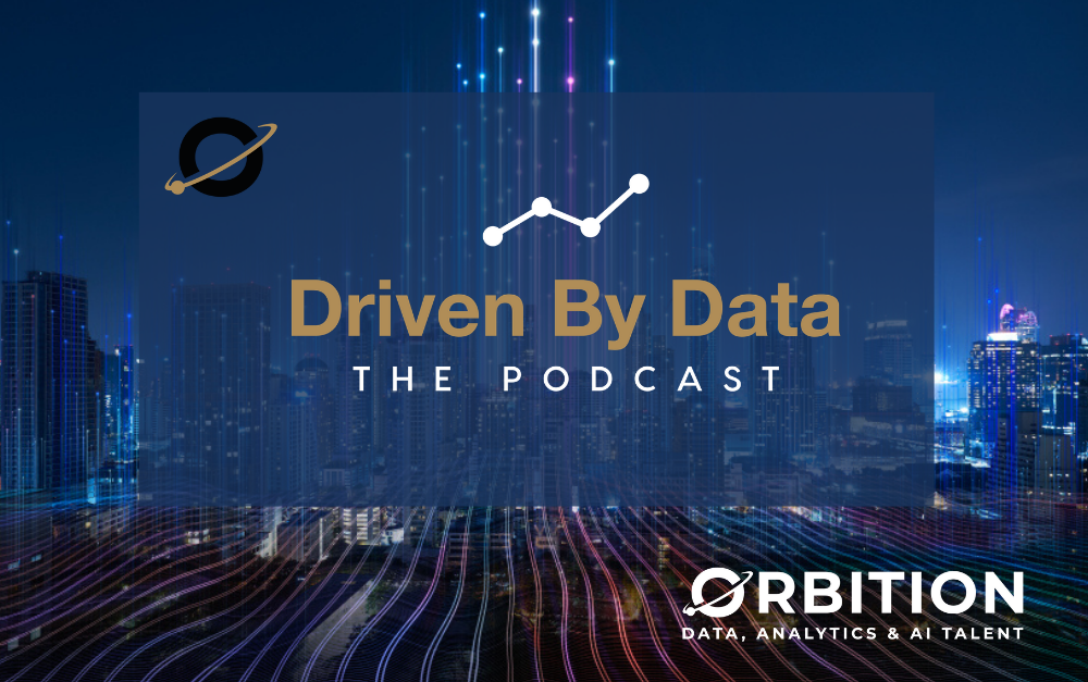 Driven by Data: The Podcast