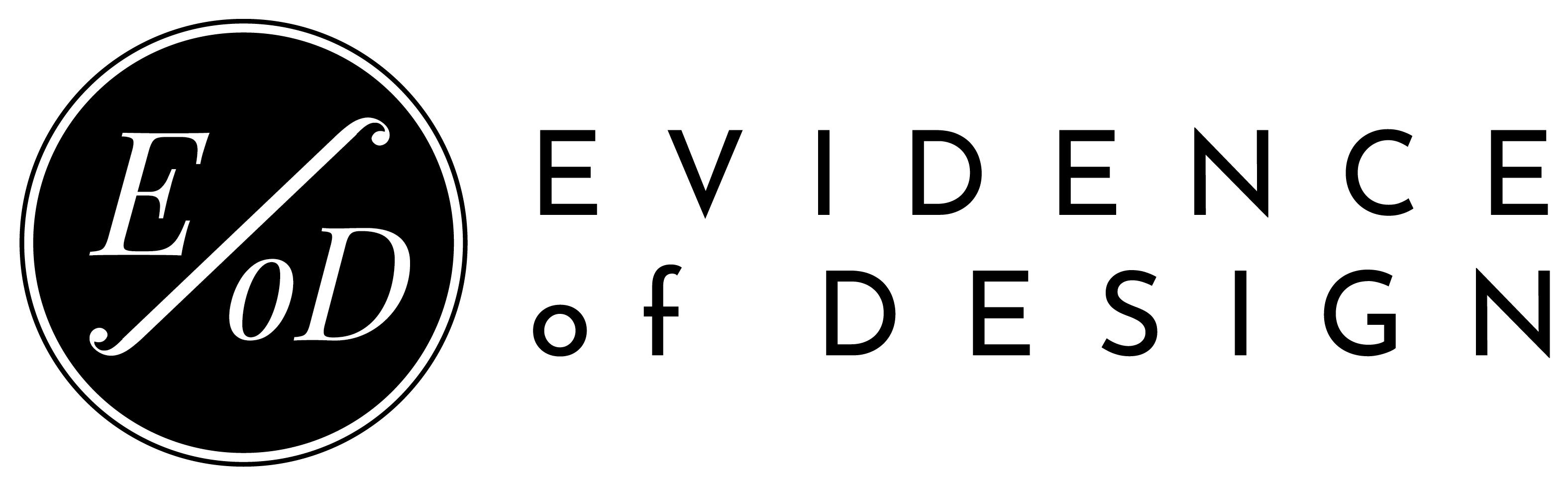 Evidence of Design