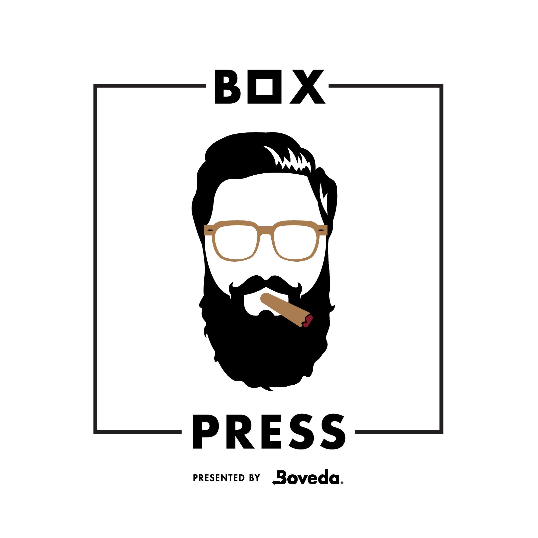 Box Press - Presented by Boveda