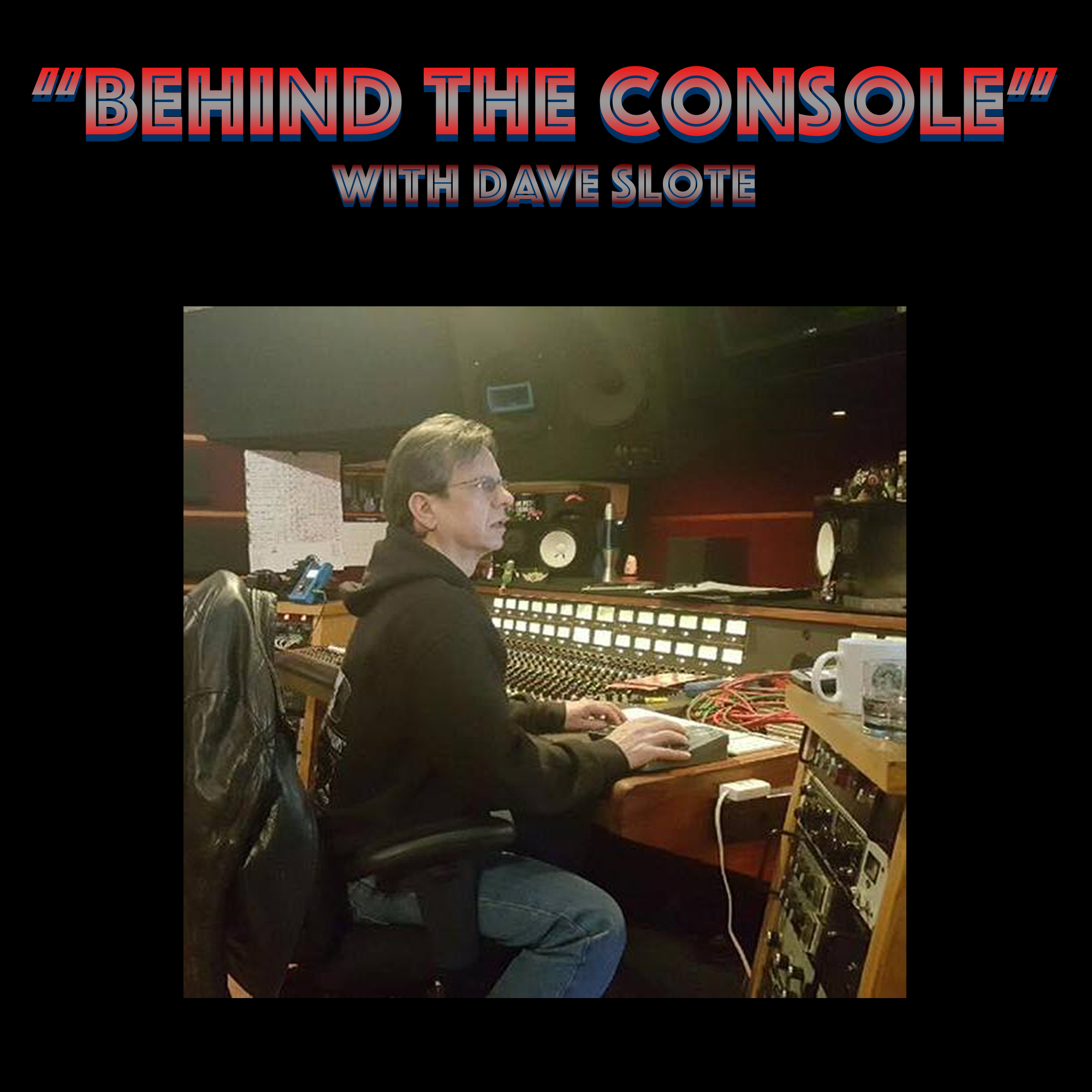 Behinde The Console