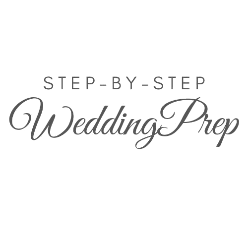 Step-by-Step Wedding Prep