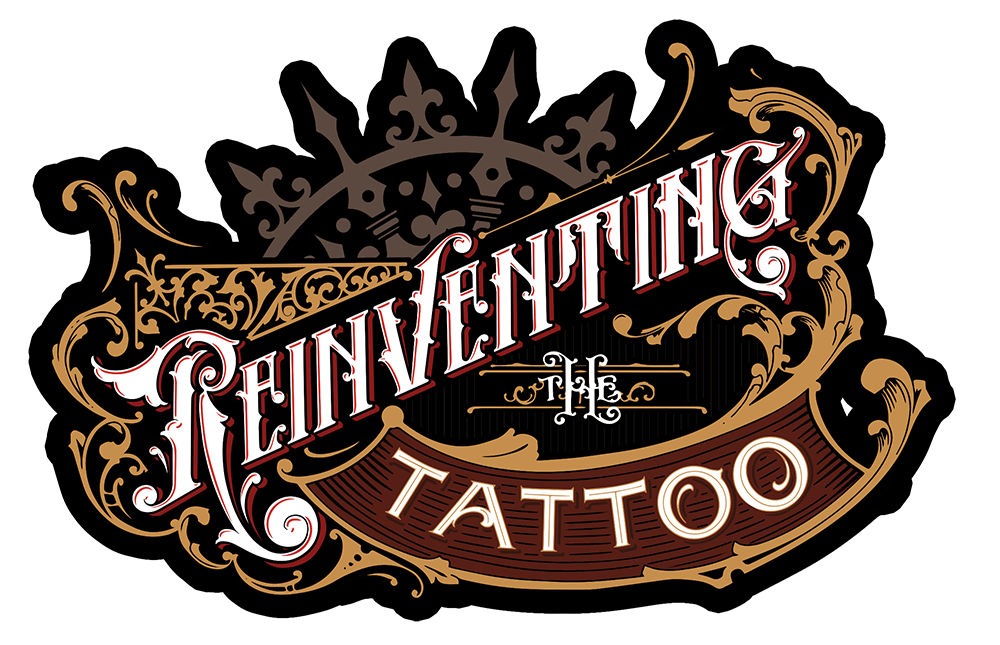 Reinventing the Tattoo Podcast
