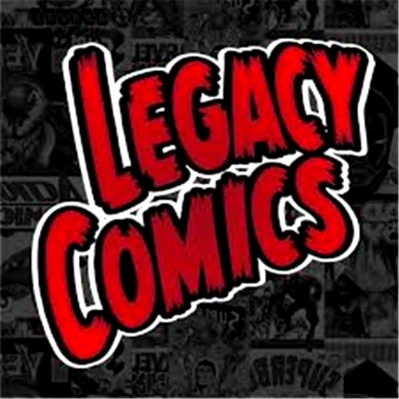Legacy Comics:   A History