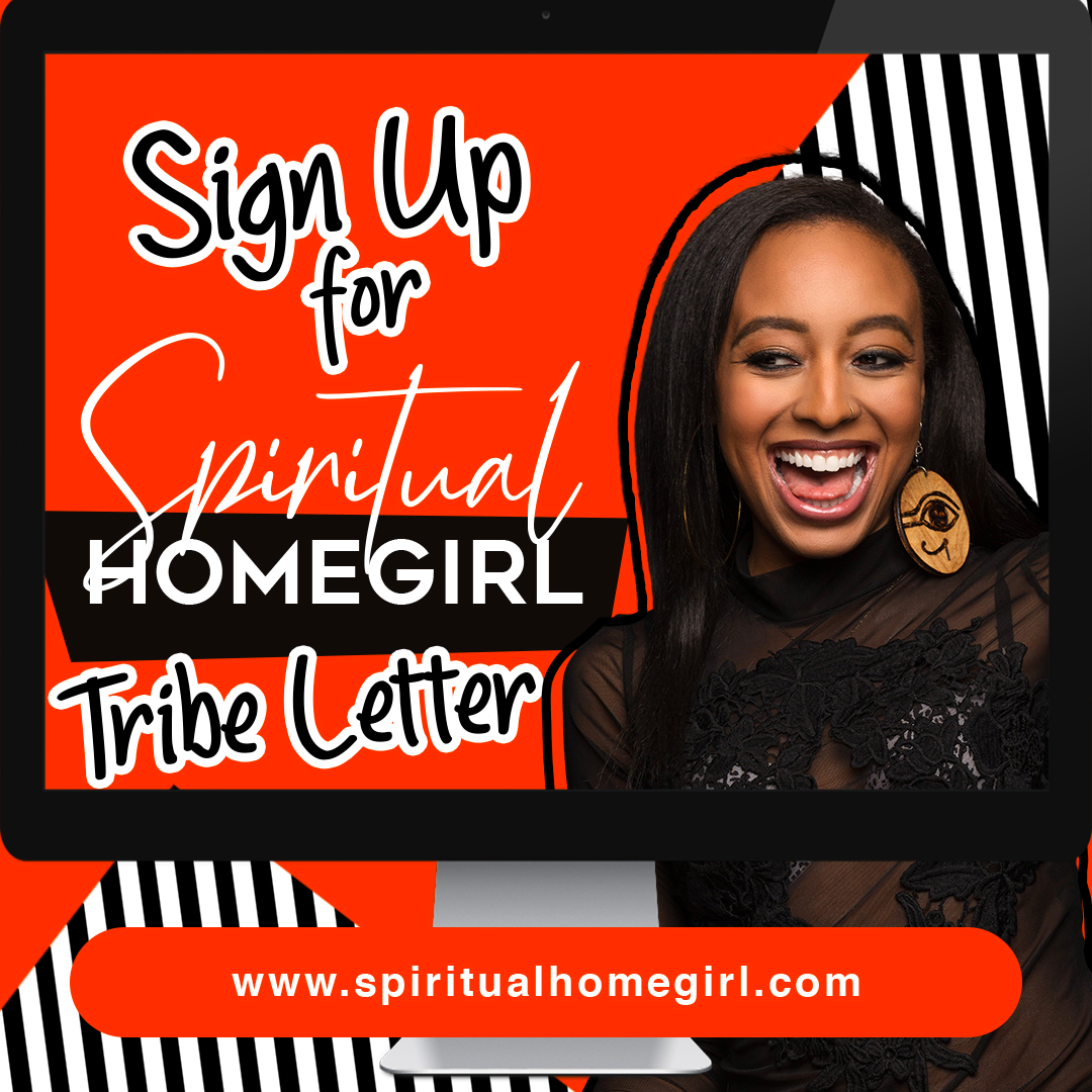 Sign up for my free weekly Tribe Letter!