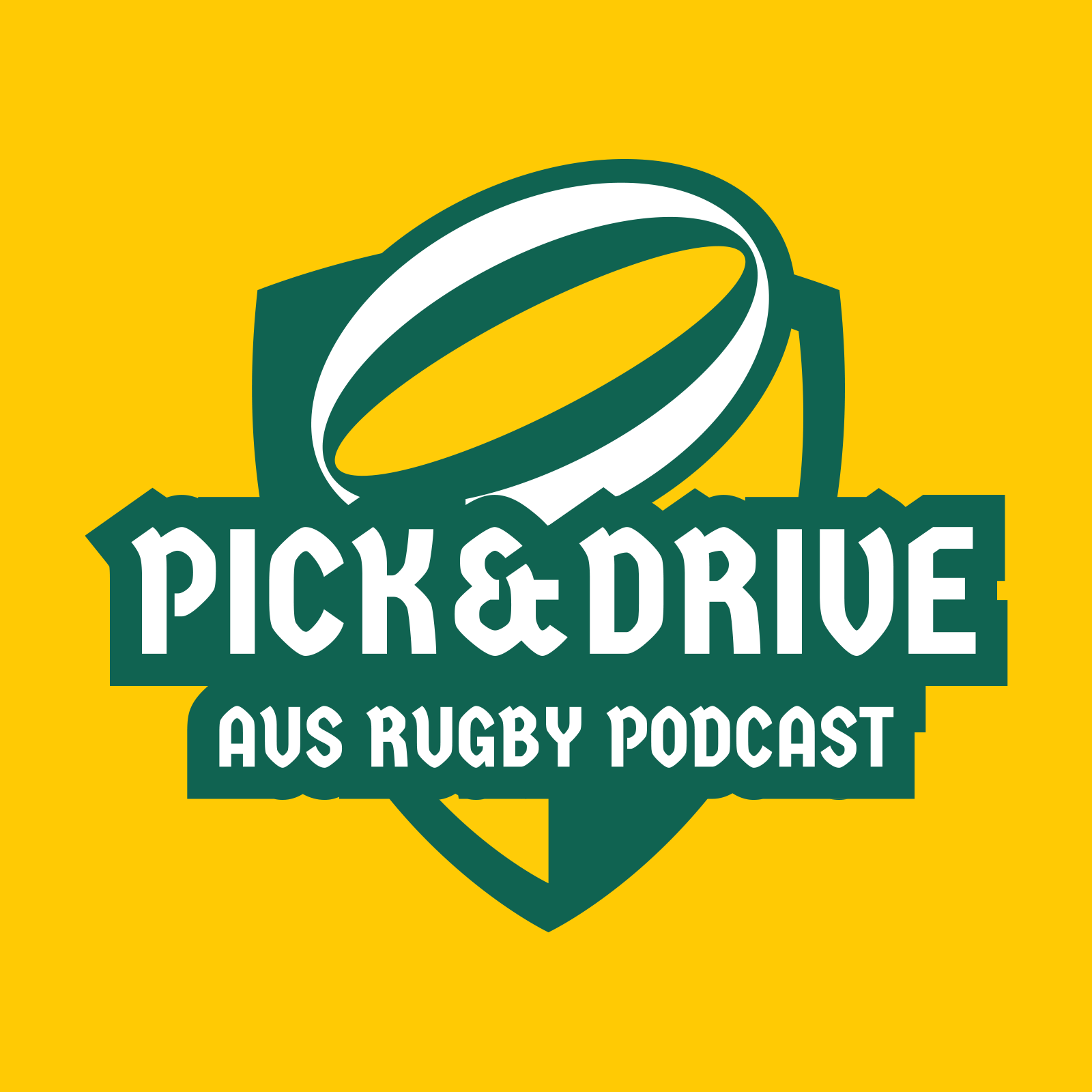 Pick and Drive Rugby Podcast