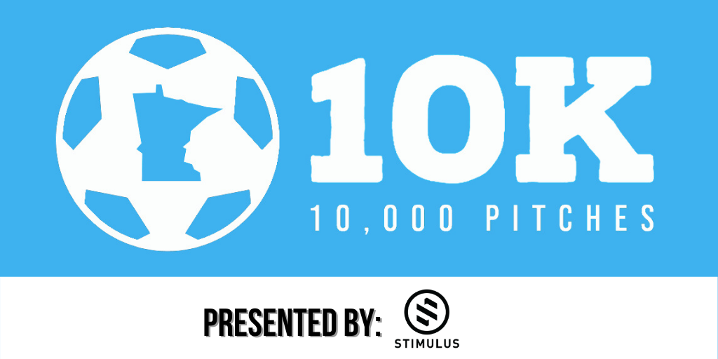 10,000 Pitches