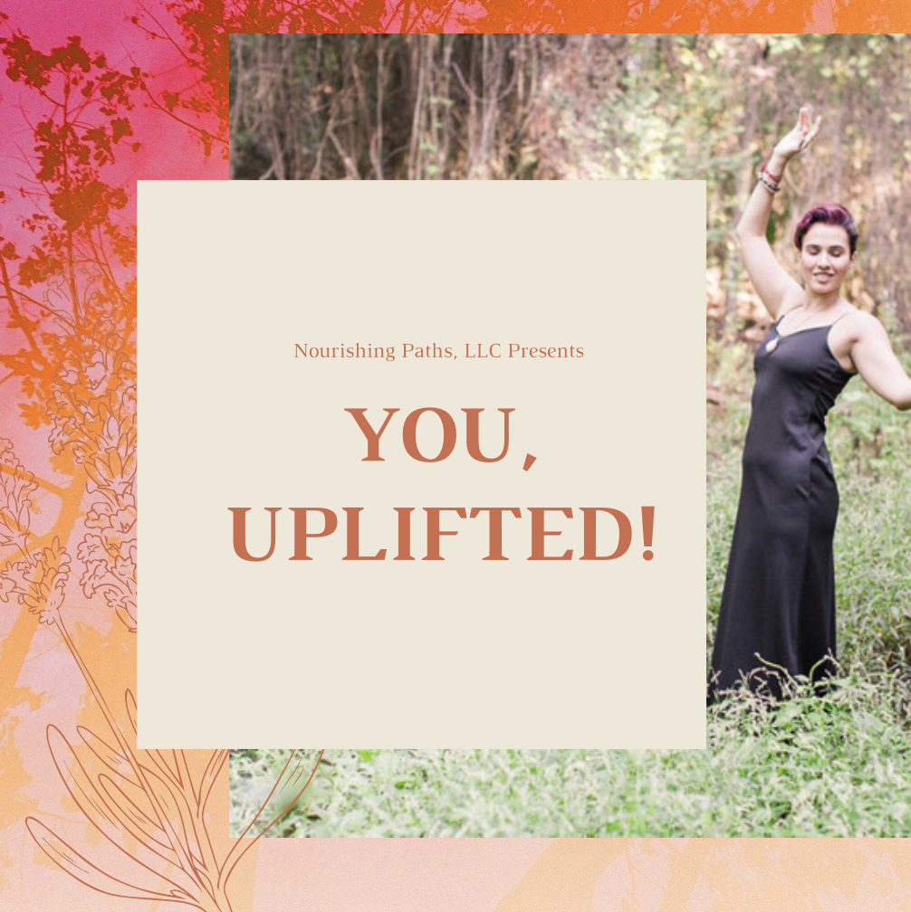 You, Uplifted!