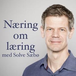 Næring om læring - med Solve Sæbø