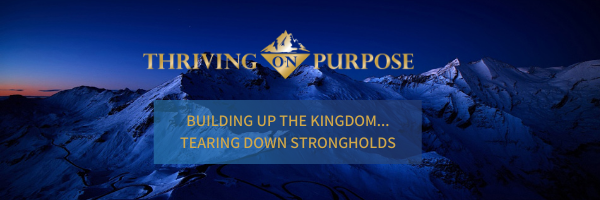 Weekly Episodes on Faith, Leadership and Impacting the Kingdom of God!