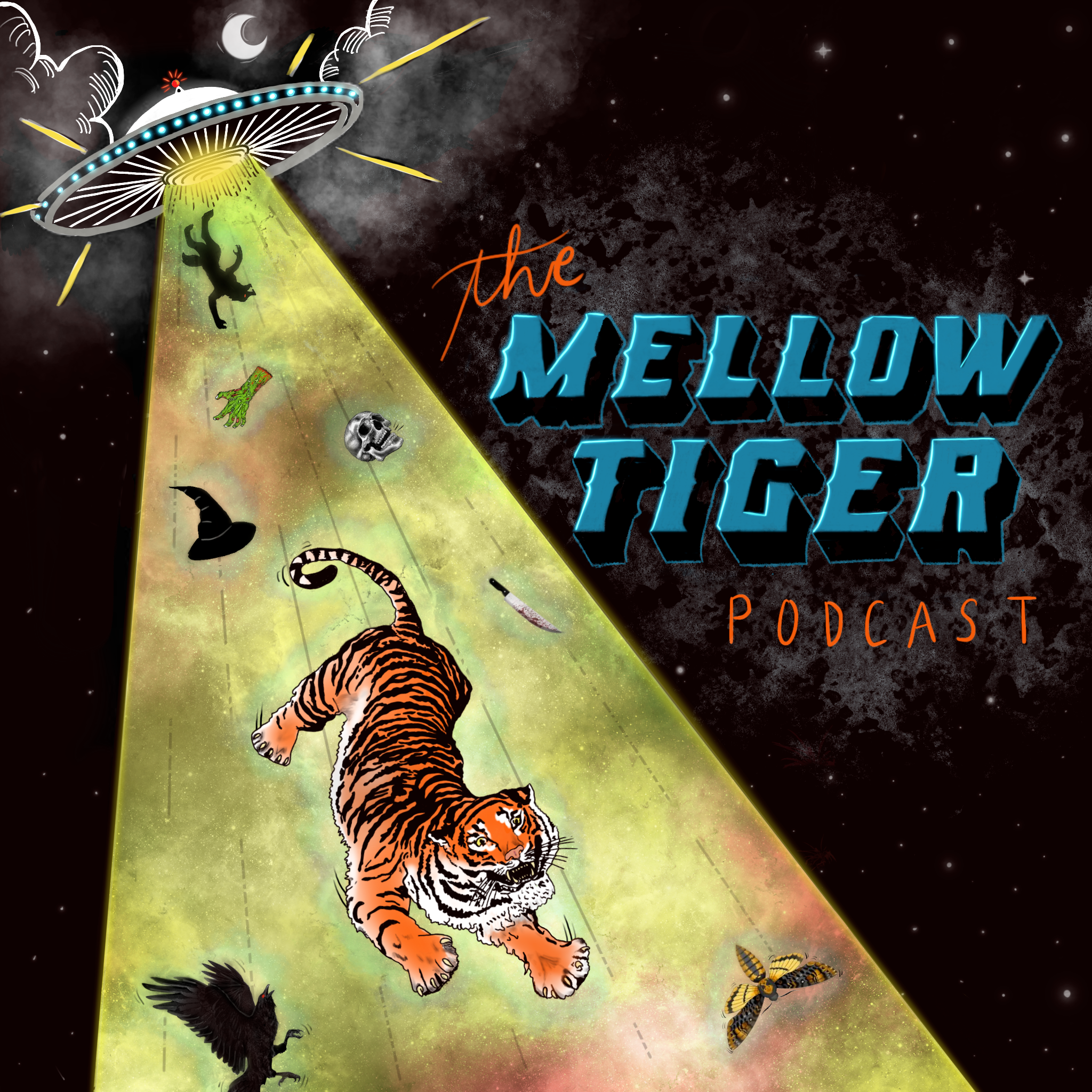 The Mellow Tiger Podcast